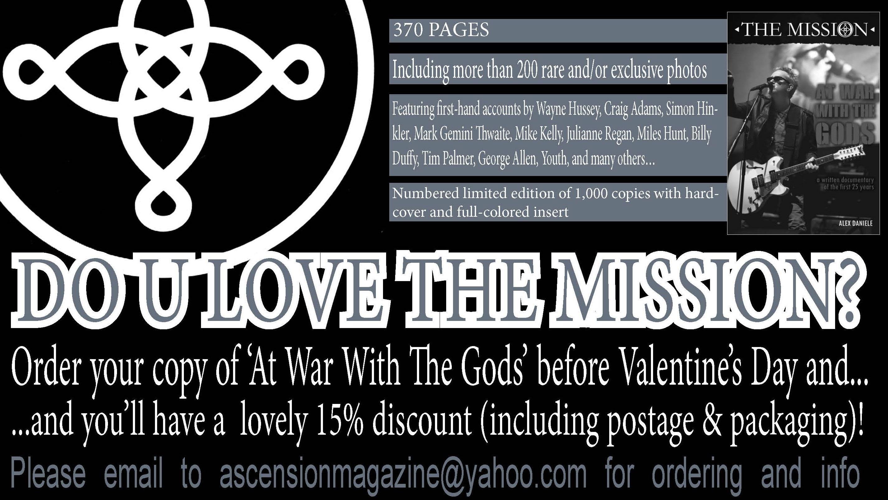 valentine day mission